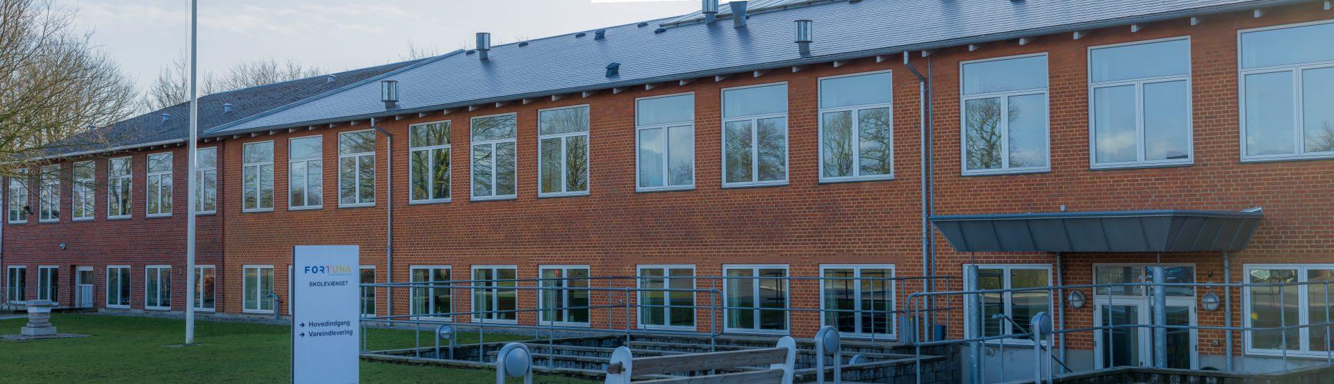 Vejrup Skole (Fortunaskolen, Afdeling Skolevænget)